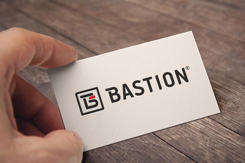 Логотип «Бастион»