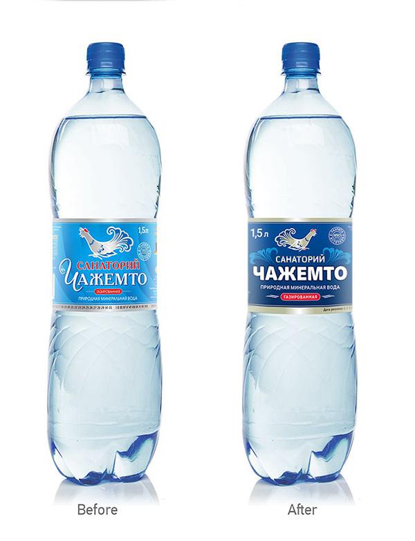 Минеральная вода «Чажемто»